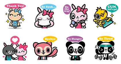 161101 Free LINE stickers (3)