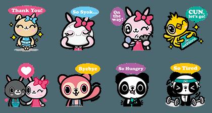 161101 Free LINE stickers (3)