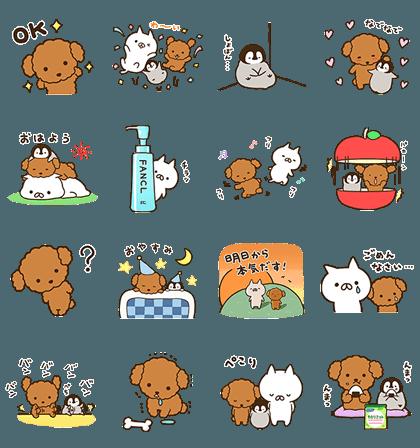 161101 Free LINE stickers (6)