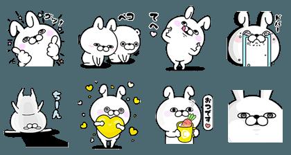 161115 Free LINE Stickers (3)