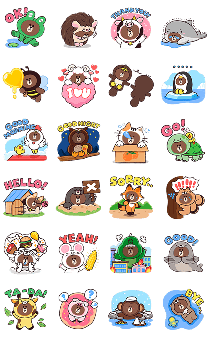 161128 LINE Stickers List (13)