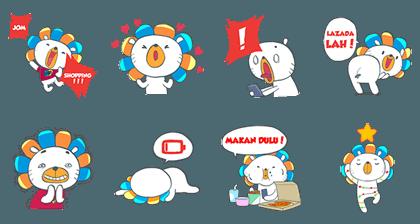 161206 Free LINE Stickers (12)