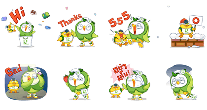 161220 Free LINE Stickers (16)