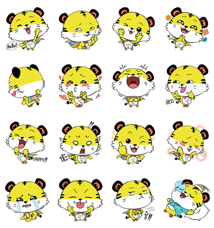 161220 Free LINE Stickers (23)
