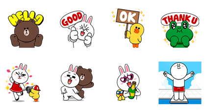 161220 Free LINE Stickers (3)