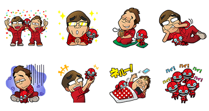 20170124 FREE LINE STICKERS (10)