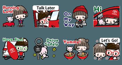 0302 Free LINE stickers (1)