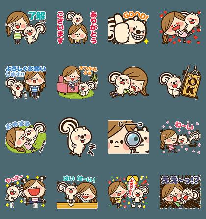 0302 Free LINE stickers (3)