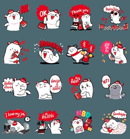 0302 Free LINE stickers (4)