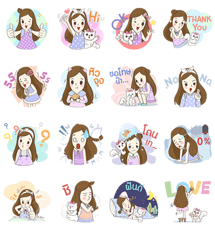 170307 Free LINE stickers (5)
