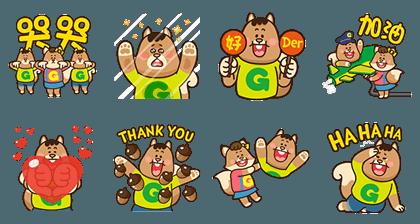 170314 Free LINE Sticker (5)