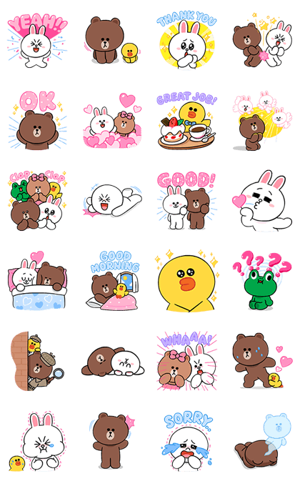 170320 LINE Stickers (2)