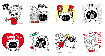 Free LINE Stickers (17)