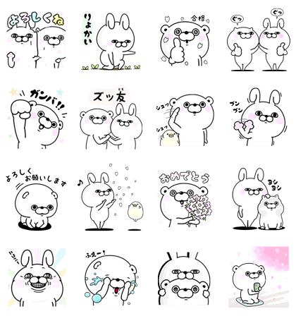 LINE Stickers (6)