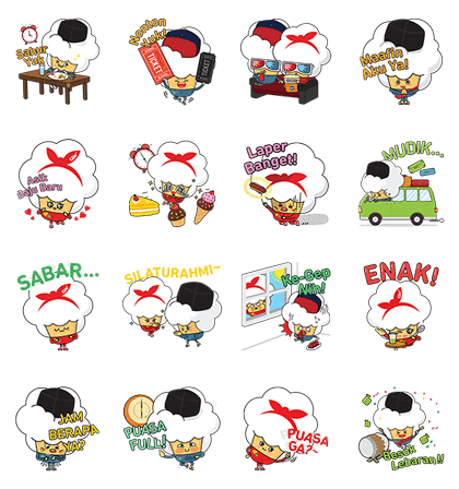 20170606 free line stickers (9)