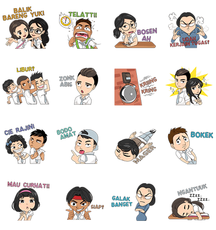 20170725 FREE LINE STICKERS (2)