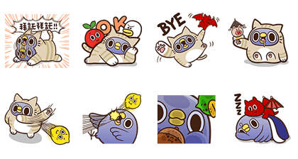 20171003 FREE LINE STICKERS (2)