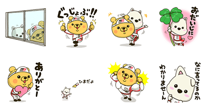 20171024 free line stickers (7)