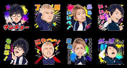 20171205 free line stickers (12)