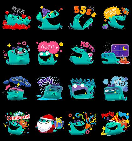 20171205 free line stickers (15)