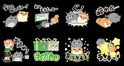20171205 free line stickers (32)