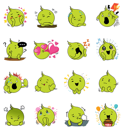 20171219 free line stickers (22)