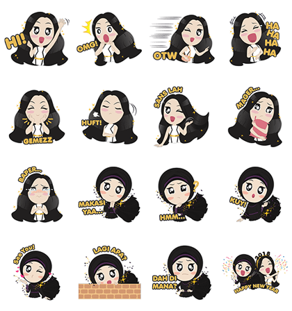 20171219 free line stickers (24)