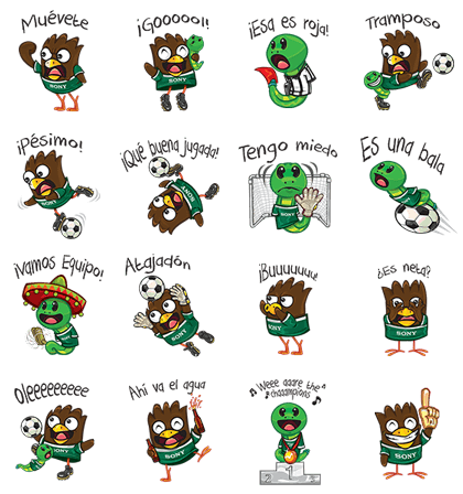 20180402 FREE LINE STICKERS (5)