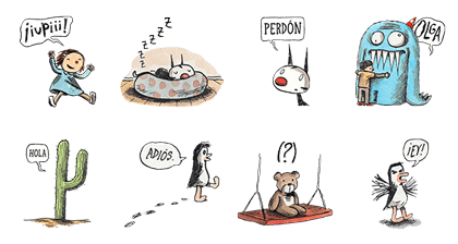 20180402 FREE LINE STICKERS (6)