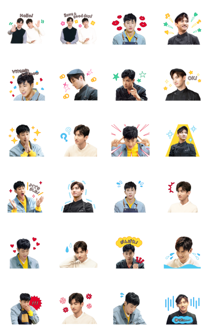 20180820 line stickers lists (8)