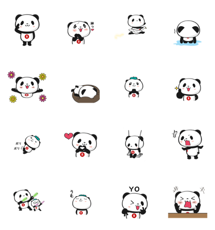20180925 free line stickers (5)