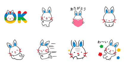 20181016 free line stickers(2)