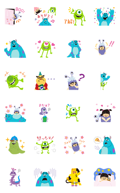 20181029 line stickers lists (9)